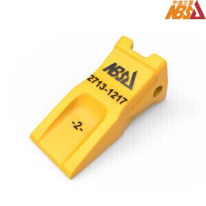 Daewoo Bucket Teeth Tips 2713-1217 For DH220 Excavator