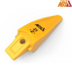 Excavator Tooth Holder System UNI-Z Size 1 ZI-Z