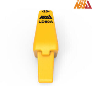LD60A Weld-on Two Strap Bucket Adapter for SANY