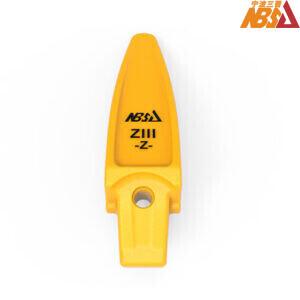 UNI ZIII Bucket Weld-on Tip Adapter System