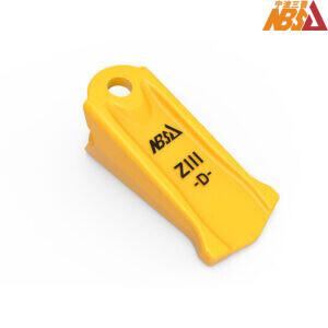 UNI-ZIII-D Replacement Backhoe Excavator Tooth Tip