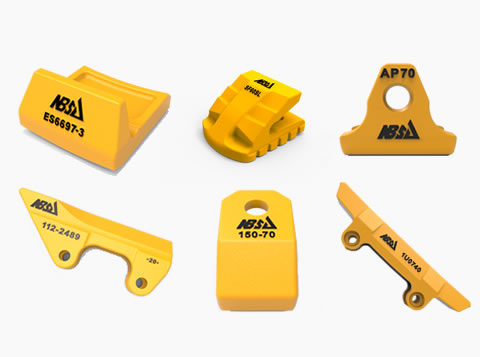 Bucket Protection Parts