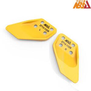 Daewoo Doosan Bucket Side Cutter 2713-1228 2713-1229