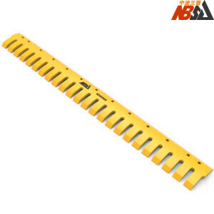5D9558S, 132-1072 Motor Grader Curved Serrated Cutting Edge