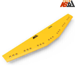 8V9585 Loader Single Bevel Flat Cutting Edge