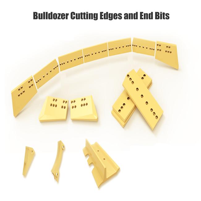 Dozer Cutting Edges & End Bits