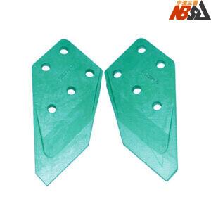 Kobelco Excavator Components SK230 Side Cutter