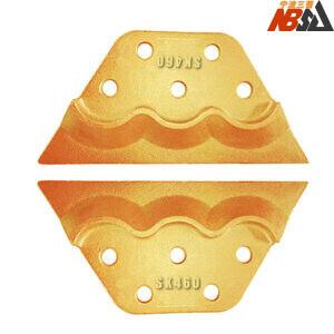 Kobelco SK460-8 Excavator Protecting SK460 Side Cutter